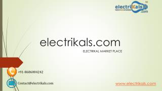AMCO Electrical products | electrikals.com