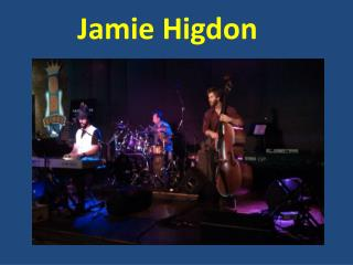 Jamie Higdon - World Class Signer