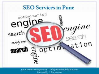Professional SEO Services Provider Company Pune