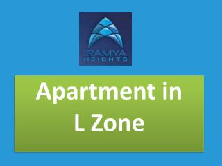 2BHK in L Zone- iramya.com