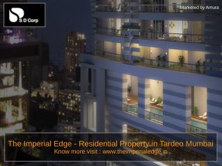The Imperial Edge - Residential Property in Tardeo Mumbai