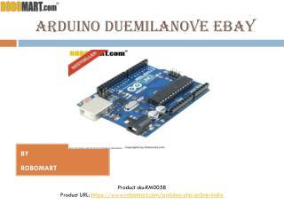 Buy Arduino Duemilanove ebay