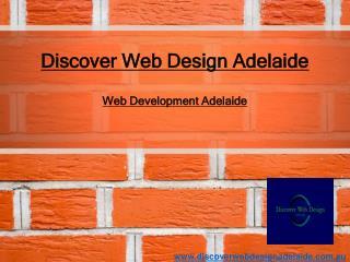 Fabulous web design creator  Agency Adelaide