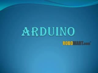 Where to buy arduino in delhi by Robomart