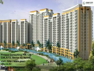 Gaur City 2 Greater Noida West Call@ 9560090047
