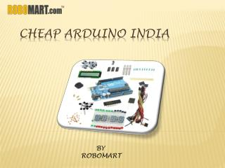 Buy Cheap Arduino India By Robomart