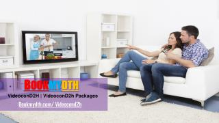 VideoconD2h | Compare Price Packages & Buy Videocon D2h Set Top Box Online @ Bookmyd2h.com