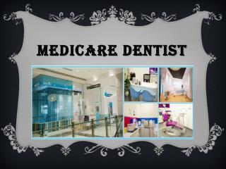 medicare dentist