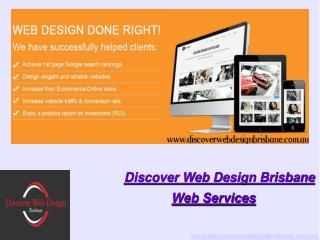 Web Design and Web Development Company in Queensland.
