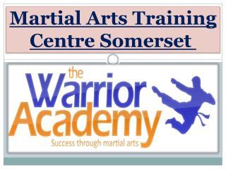 Martial Arts Training Centre Somerset�