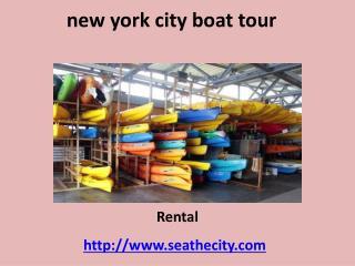Manhattan Jet Ski  rental new york city
