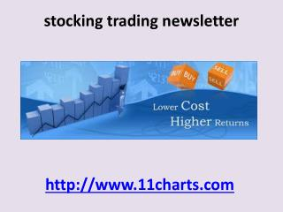 stocking trading best investment free market newsletter