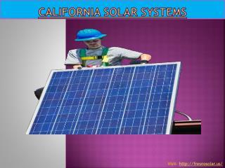 Fresno solar installers