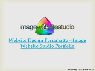 Website Design Parramatta - Image Website Studio Portfolio