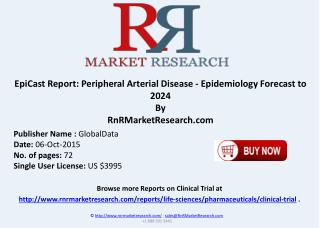EpiCast Report Peripheral Arterial Disease Epidemiology Forecast to 2024