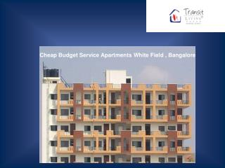 whitefield service appartments online