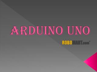 Buy arduino mumbai by Robomart