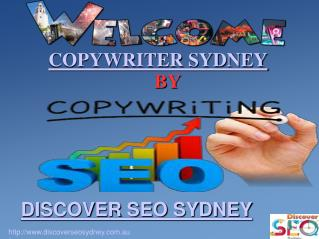The Best CopyWriter in Sydney