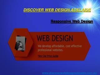 Web designer Adelaide | Discover Web Design Adelaide