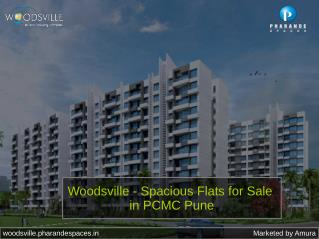 Woodsville - Spacious Flats for Sale in PCMC Pune
