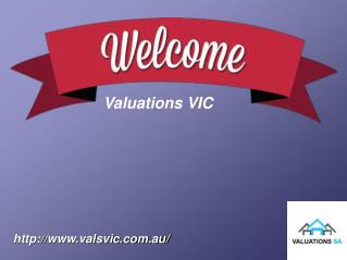 Excellent Home Valuation By Valuations VIC In Melbourne