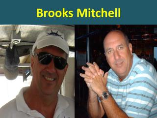 Brooks Mitchell - Jax Water Tour Operator