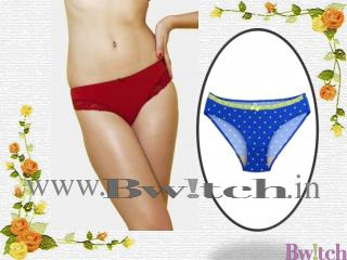 Grab New Collection and Buy Bwitch Online Panty