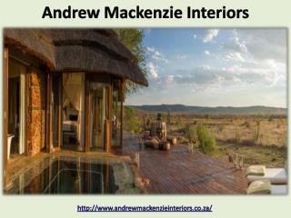 Andrew Mackenzie Interiors - Residential Interior Designers