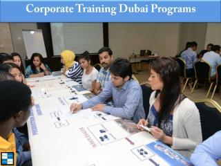 Corporate Training Dubai Programs
