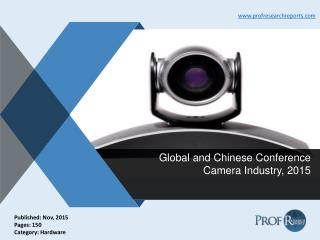 Conference Camera Industry Cost, Market Profit 2015