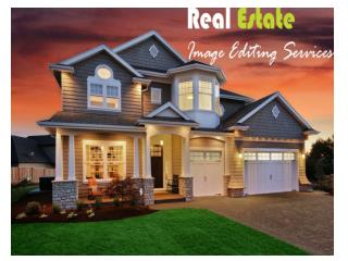 Real Estate Photography Enhancement Services