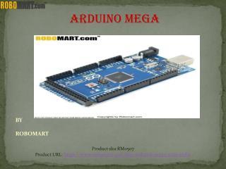 Buy Arduino mega