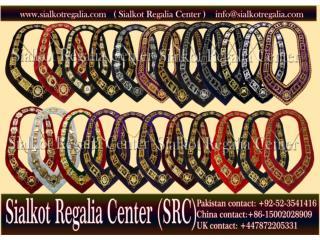 Masonic Chain collar