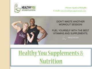 Buy Sports Nutrition Online
