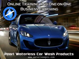 Waterless Pro - The Professional Car Care Business
