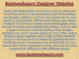 Bestnewluxury Inexpensive Watches