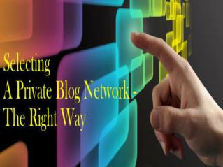PBN BARON - Focus on Creating Quality Private Blog Networks