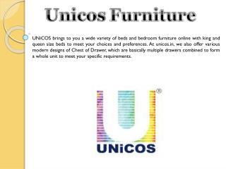 Buy Bedroom Products -Unicos