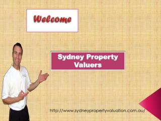 Sydney Property Valuers for real estate valuations