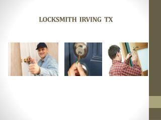 Genuine locksmith irving