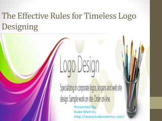 Effective rules for Timeless Logo Designing