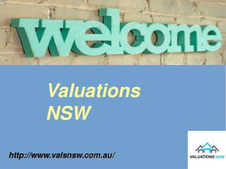 Best Property Valuation Services By Valuations NSW