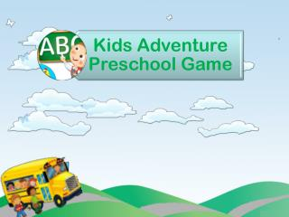 Kids Adventure Preschool Game
