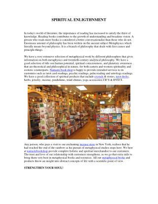 Namaste Book Shop