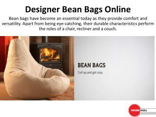 Designer Bean Bags Online