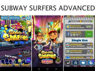 Subway Surfers Advanced Released