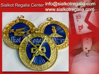 Craft Provincial collar jewel