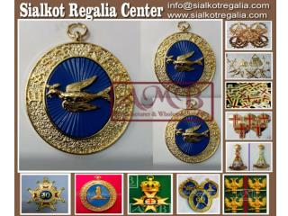 Craft regalia Provincial collar jewel
