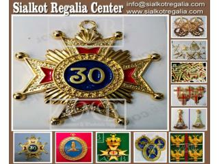 Rose Croix 30 degree jewels