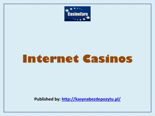 Casino Euro-Internet Casinos